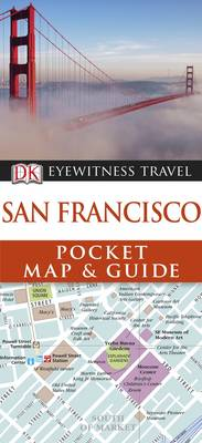 DK Eyewitness Pocket Map and Guide: San Francisco -