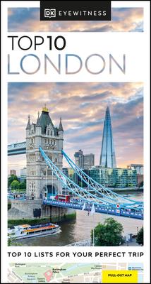 DK Eyewitness Top 10 London - DK Eyewitness