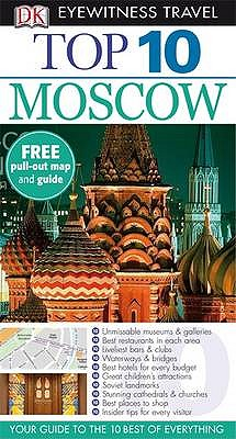 DK Eyewitness Top 10 Travel Guide: Moscow -