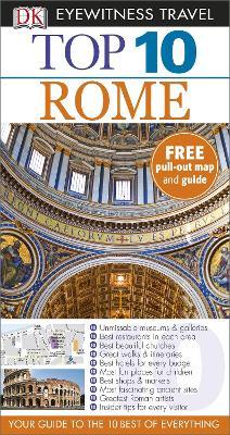 DK Eyewitness Top 10 Travel Guide: Rome - Bramblett, Reid, and Kennedy, Jeffrey