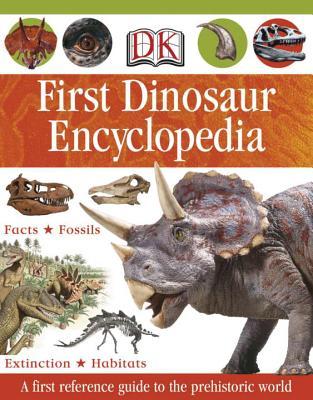 DK First Dinosaur Encyclopedia - Bingham, Caroline