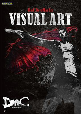 DMC Devil May Cry: Visual Art - Capcom