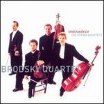 Dmitri Shostakovich: The String Quartets