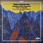 Dmitry Kabalevsky: Complete Piano Concertos; Fantasy; Rhapsody