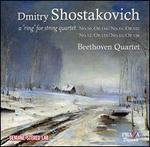 "Dmitry Shostakovich: A ""Ring"" for String Quartet, Nos. 10-13"