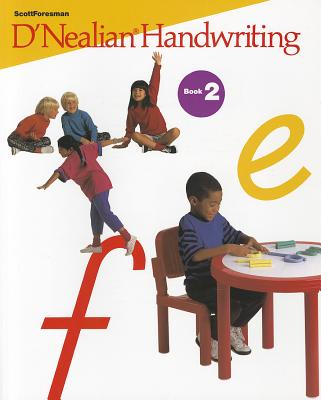 Dnealian Handwriting 1993 Student Edition (Consumable) Grade 2 -