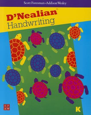 Dnealian Handwriting 1999 Student Edition (Consumable) Grade K -