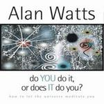 Do You Do It or Does It Do You? - Alan Watts