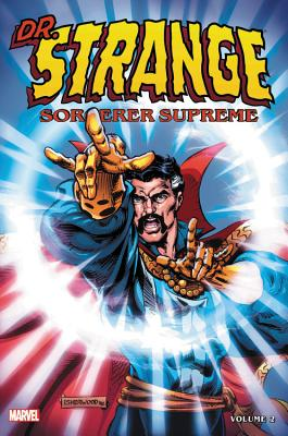 Doctor Strange, Sorcerer Supreme Omnibus Vol. 2 - Thomas, Roy (Text by), and Lofficier, Jean-Marc (Text by), and Kaminski, Len (Text by)