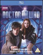 Doctor Who: Series 5, Vol. 1 [Blu-ray]