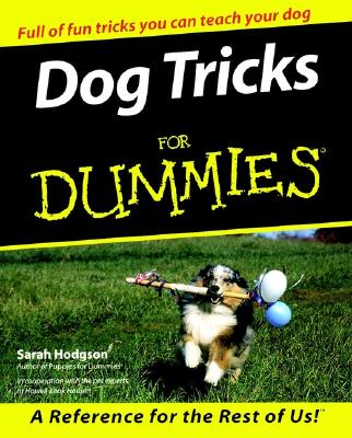 Dog Tricks for Dummies - Hodgson, Sarah