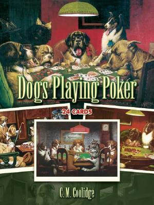 Dogs Playing Poker: 24 Cards - Coolidge, C M