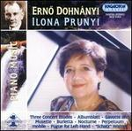 Dohn�nyi: Piano Music