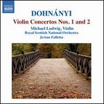 Dohnányi: Violin Concerto Nos. 1 and 2