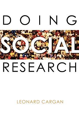 Doing Social Research - Cargan, Leonard