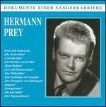Dokumente einer Sängerkarriere: Hermann Prey