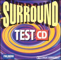 Dolby Surround Test CD - Various Artists