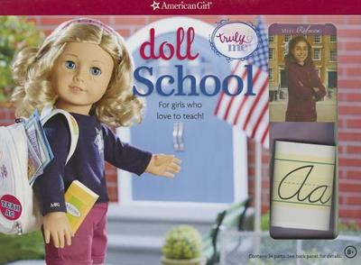 Doll School: For Girls Who Love to Teach! - Magruder, Trula