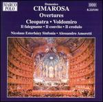 Domenico Cimarosa: Overtures, Vol. 1