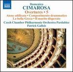 Domenico Cimarosa: Overtures, Vol. 5