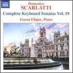 Domenico Scarlatti: Complete Keyboard Sonatas, Vol. 19