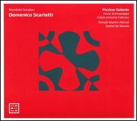 Domenico Scarlatti: Mandolin Sonatas - Anna Schivazappa (mandolin); Daniel De Morais (guitar); Daniel De Morais (theorbo); Fabio Antonio Falcone (harpsichord);...