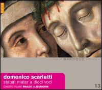 Domenico Scarlatti: Stabat Mater a Dieci Voci - Alessandro Carmignani (alto); Andrea Damiani (archlute); Andrea Perugi (organ); Elena Cecchi Fedi (soprano);...