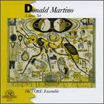 Donald Martino: A Jazz Set