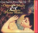 Donizetti: Chamber Music & Complete Piano Music (Box Set)