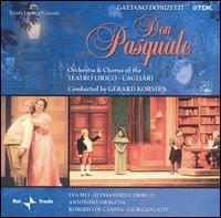 Donizetti: Don Pasquale - Alessandro Corbelli (vocals); Antonino Siragusa (vocals); Eva Mei (vocals); Giorgio Gatti (vocals);...