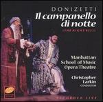 Donizetti: Il campanello di notte
