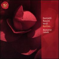Donizetti, Rossini, Verdi: Rarities - Corinna Vozza (mezzo-soprano); Ermanno Mauro (tenor); Lajos Kozma (tenor); Leslie Fyson (baritone);...