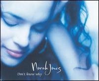 Don't Know Why [Australia CD] - Norah Jones