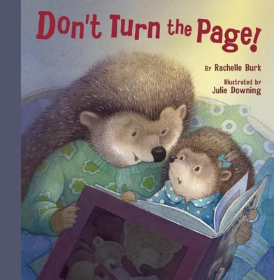 Don't Turn the Page - Burk, Rachelle