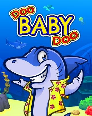 Doo Baby Doo: Shark Coloring Book for Kids, Activity Book ...
