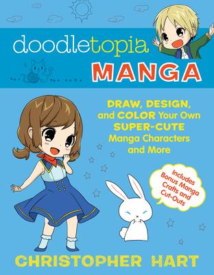 Doodletopia Manga - Hart, Christopher