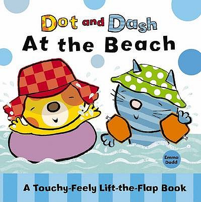 Dot and Dash at the Beach -
