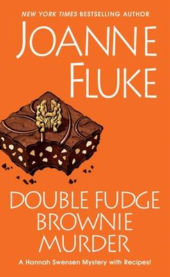 Double Fudge Brownie Murder - Fluke, Joanne