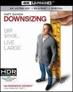 Downsizing [Includes Digital Copy] [4K Ultra HD Blu-ray/Blu-ray]