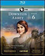 Downton Abbey: Season 6 [Blu-ray]