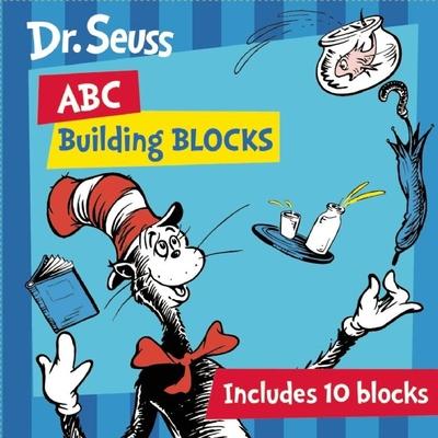 Dr Seuss Building Blocks Book