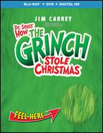 Dr. Seuss' How the Grinch Stole Christmas [Blu-ray] [2 Discs] - Ron Howard