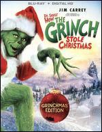 Dr. Seuss' How the Grinch Stole Christmas: Grinchmas Edition [Blu-ray]