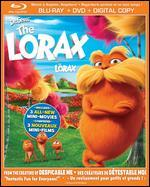 Dr. Seuss' The Lorax [Blu-ray/DVD]