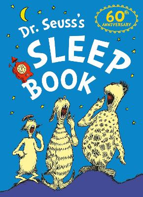 Dr. Seuss's Sleep Book - Dr. Seuss