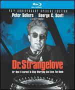 Dr. Strangelove or How I Learned to Stop Worrying and Love the Bomb [45th Anniversary] [French]