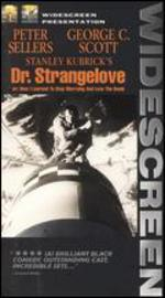 Dr. Strangelove or How I Learned to Stop Worrying and Love the Bomb [Blu-ray]