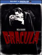 Dracula [Includes Digital Copy] [UltraViolet] [Blu-ray] - Tod Browning