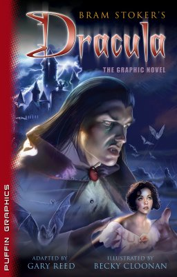 Dracula: The Graphic Novel - Stoker, Bram, and Reed, Gary (Adapted by)