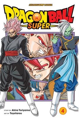Dragon Ball Super, Vol. 4 - Toriyama, Akira